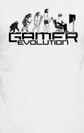 t shirt gaming