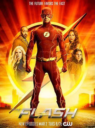 The Flash : De plus en plus de photos du plateau !