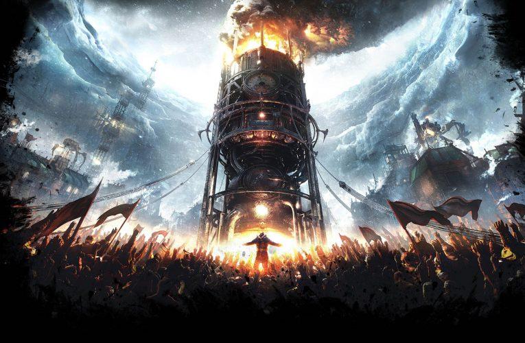 Frostpunk GRATUITEMENT sur l'Epic Games Store ! Une jeu de stratégie de survie