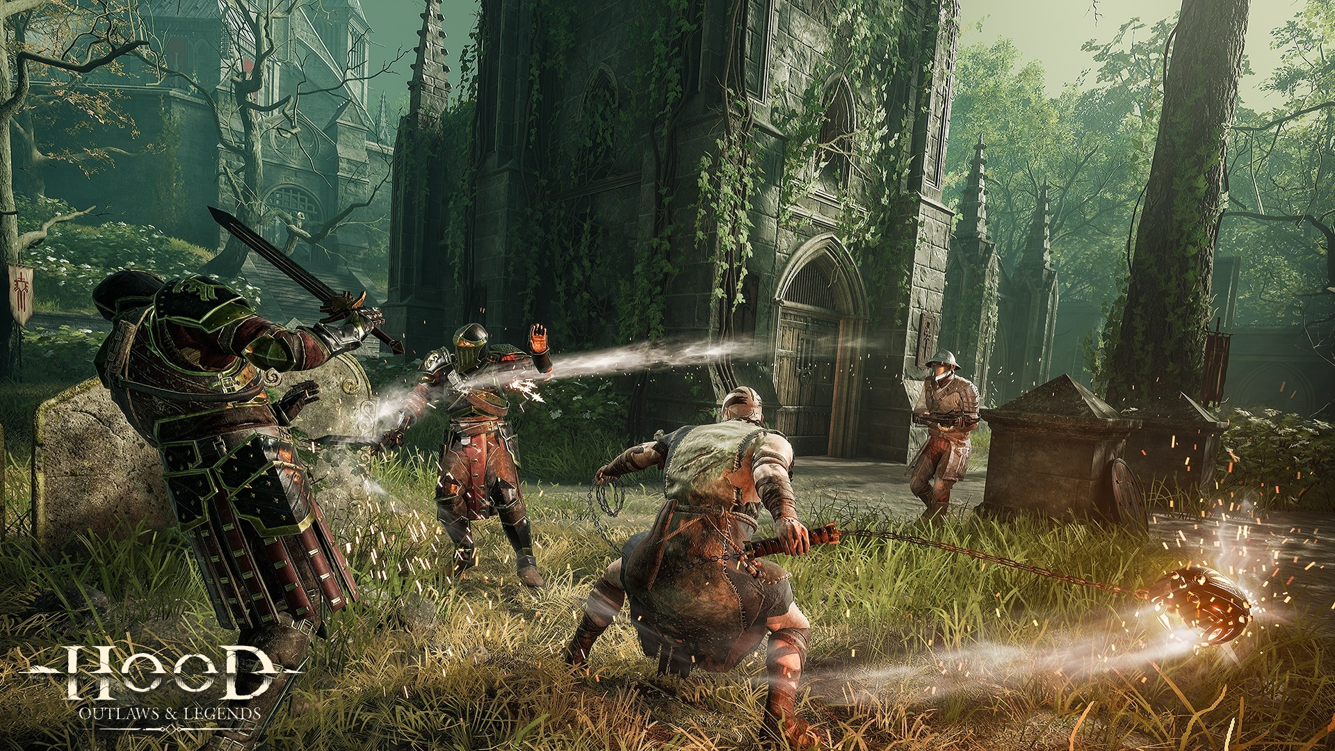 Critique de Hood Outlaws & Legends - Un vol de haute volée - Gamebro.cz