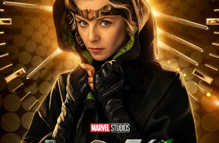Loki épisode 3 : Lady Loki comics, l'enchanteresse joué par Sophia Di Martino !