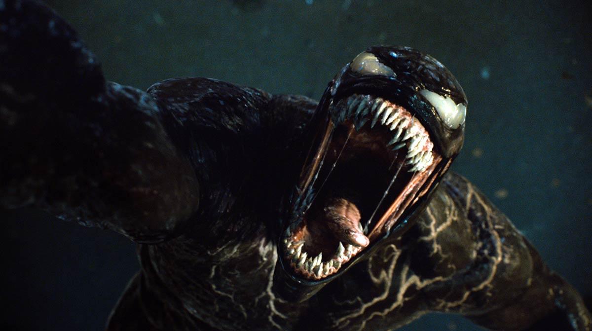 Venom 2 - à quoi ressemble exactement Carnage ? Le filtre à selfie officiel vous permet de le voir de plus près.