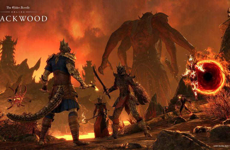 The Elder Scrolls Online Blackwood DLC : le meilleur MMORPG du moment