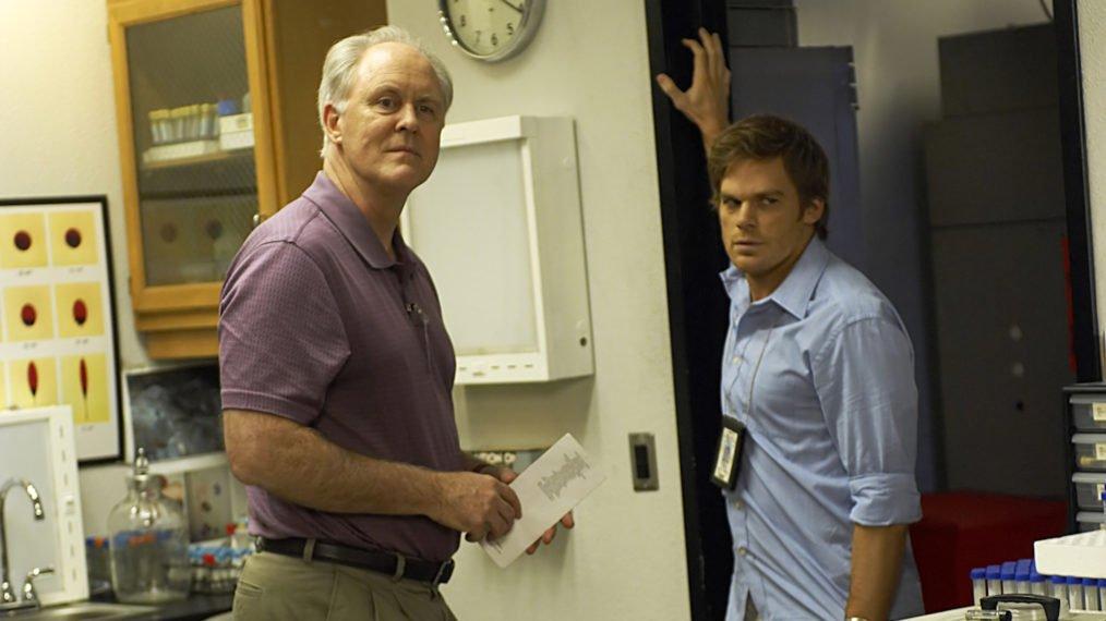 Dexter - John Lithgow revient. L'emblématique tueur de la Trinité dans la nouvelle saison !