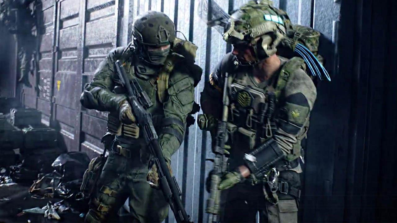 Battlefield 2042 - żołnierze