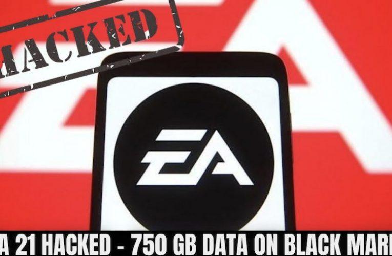 FIFA 21 -Des hackers ont piraté le code source de FIFA 21  !