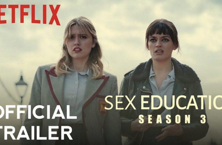 Sex education 3 date de sortie Netflix et les premières images !