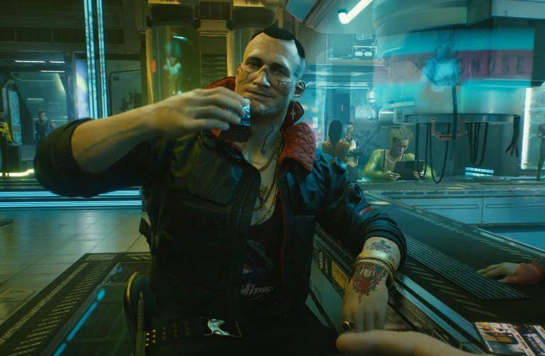 Cyberpunk 2077 revient apparemment bientôt sur le PS Store