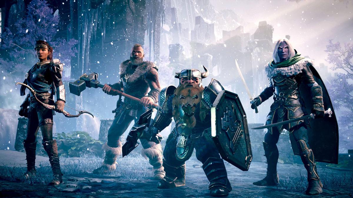 Dungeons and dragons Dark Alliance test & gameplay sur PS5, PC et Xbox.
