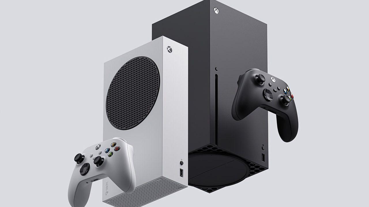 Konsole Xbox Series S i X