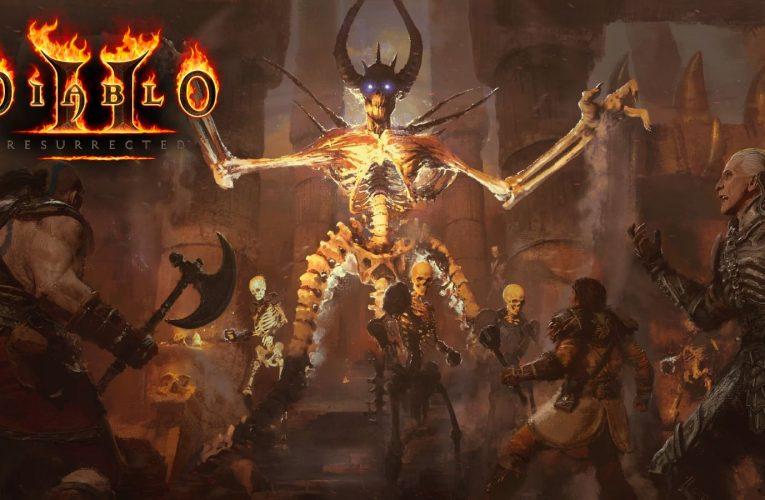 Diablo 2 : Resurrected : Les portes de l'enfer s'ouvrent en septembre ! (Ε3 2021)