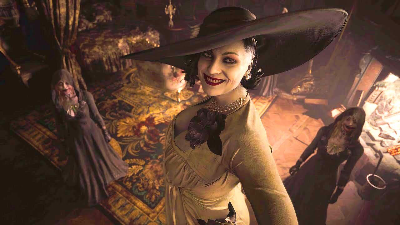 Resident Evil Village - Lady Alcina Dimitrescu