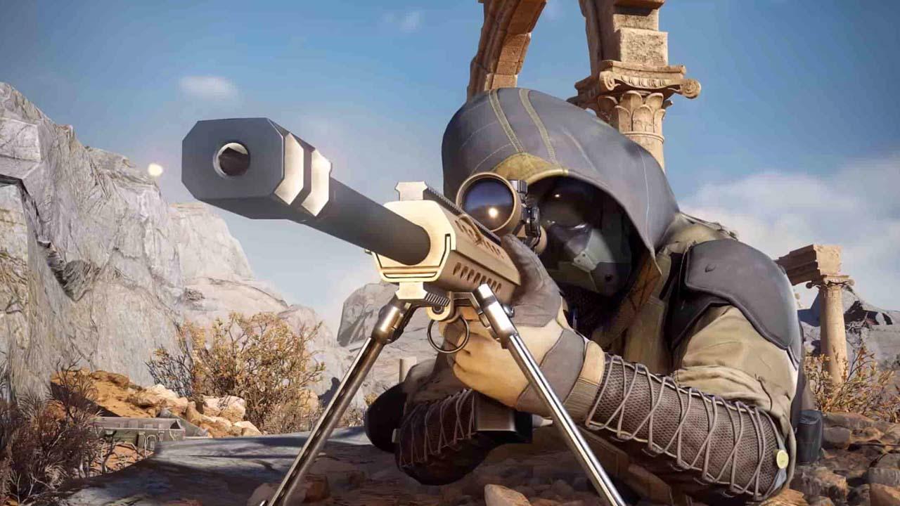 Sniper Ghost Warrior Contracts 2 - snajper