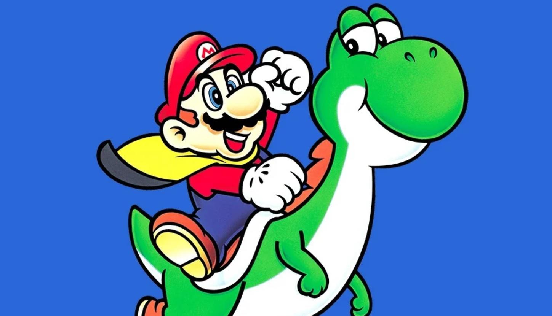 Super Mario World le jeu jouable en mode grand écran !