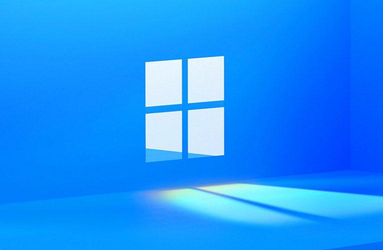 Windows 11 date de sortie Microsoft 2021 sera dévoilé aujourd'hui.