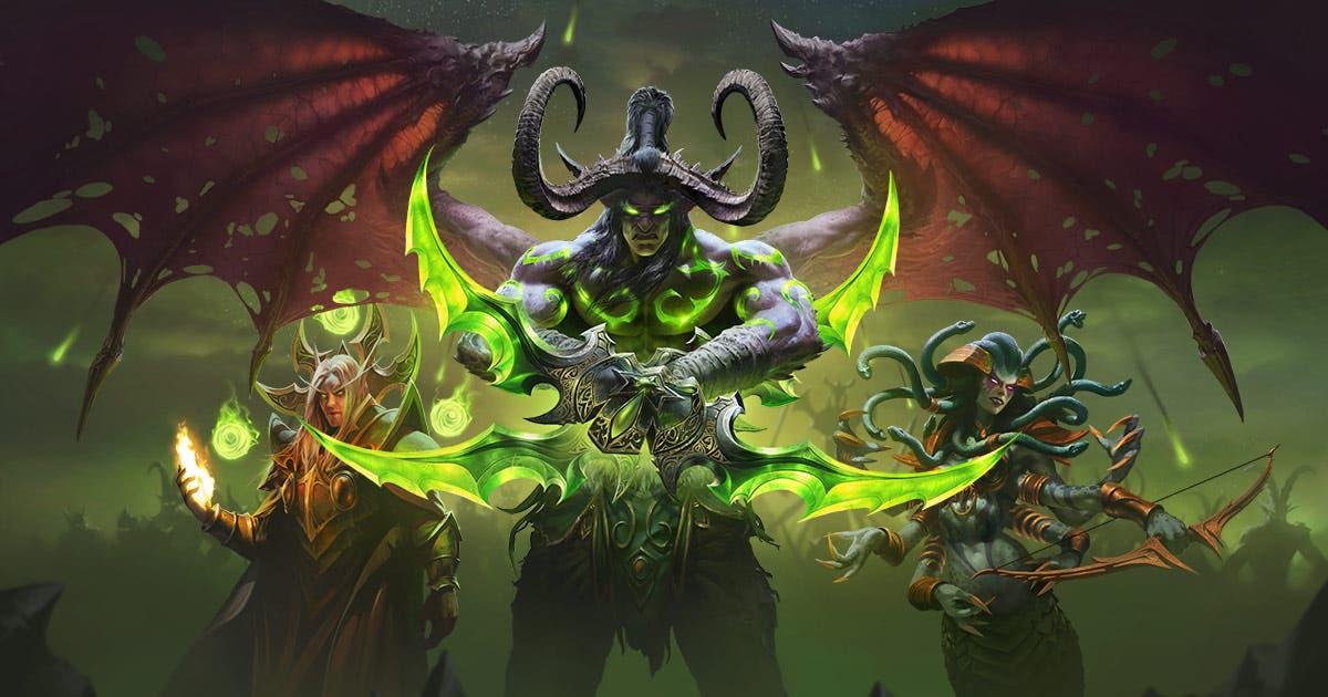 World of Warcraft : The Burning Crusade Classic - nous sommes de retour pour le Portail Noir !
