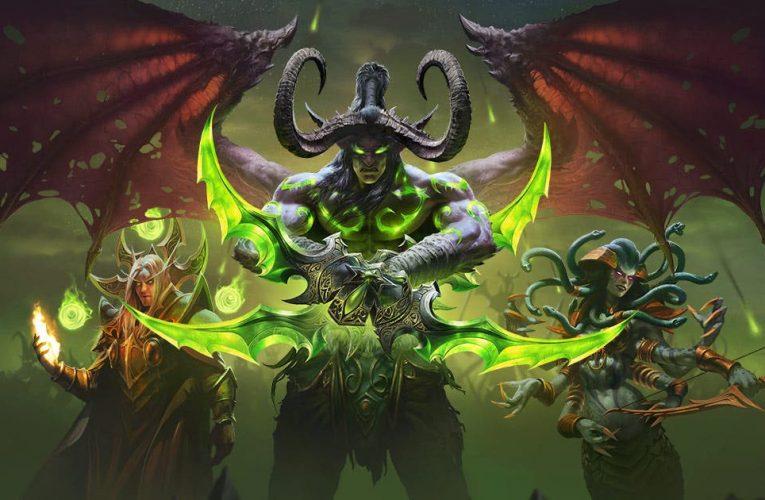 World of Warcraft : The Burning Crusade Classic – Nous sommes de retour au portail sombre !