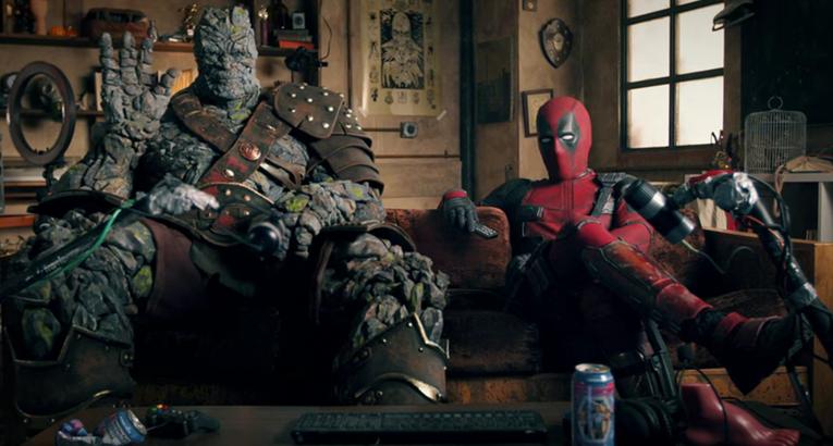 Deadpool et Korg sont le duo que nous attendions. Le MCU accueille le mercenaire à la grande gueule !