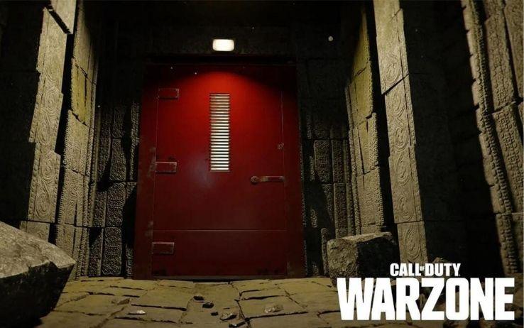 Call of Duty Warzone, le problème de la porte rouge vous rend invisible.
