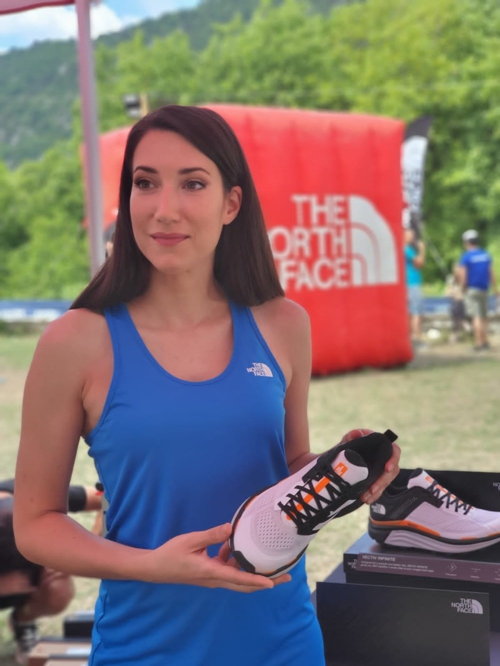 Nous avons couru avec The North Face à Zagori Mountain Running - itravelling.gr
