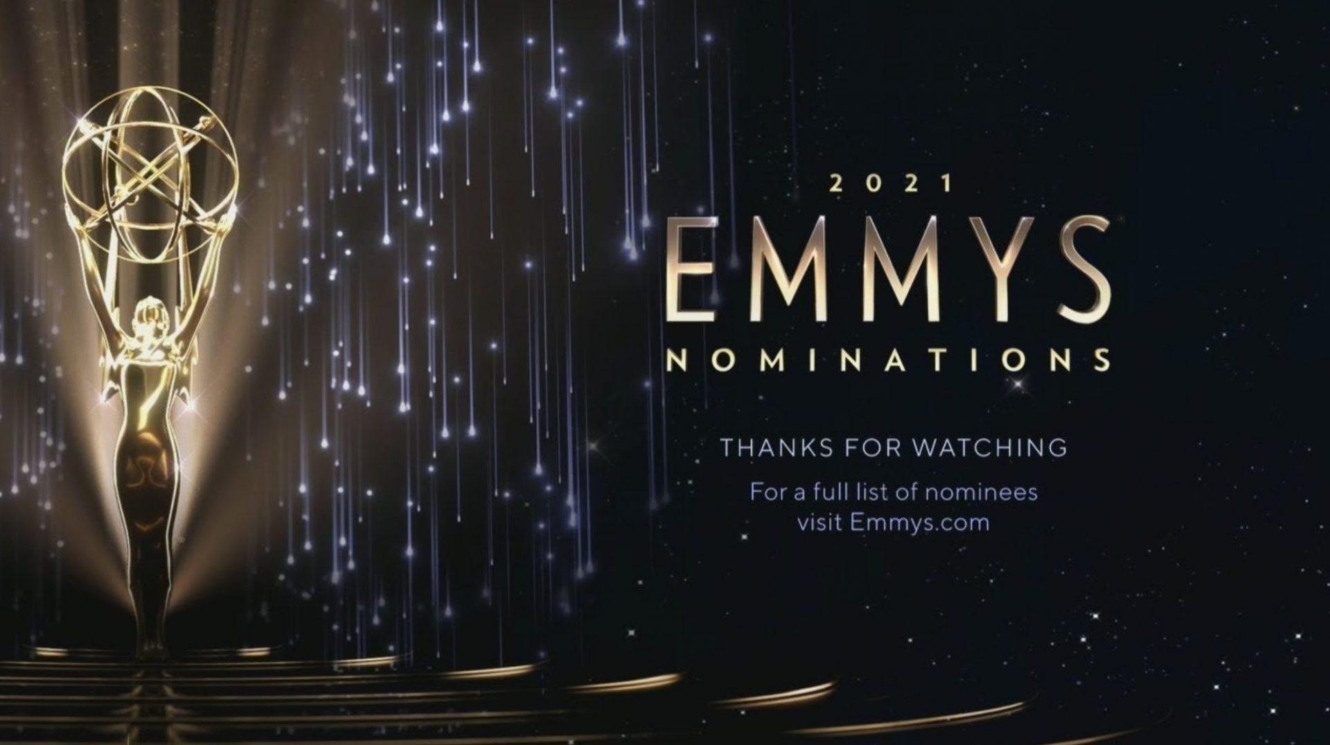 Les prix Emmy Awards 2021 : annonce des nominations !