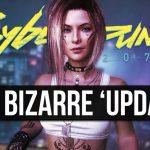 Cyberpunk 2077 : un énorme patch est prévu pour le jeu ?