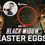 Black Widow les easter eggs dans le film de Marvel