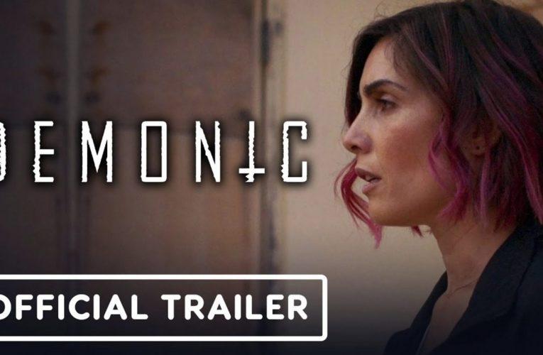 Demonic Trailer (bande-annonce) du film. Simulations démoniaques