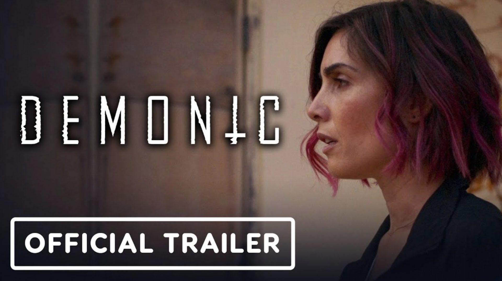 Demonic Trailer (bande-annonce) du film