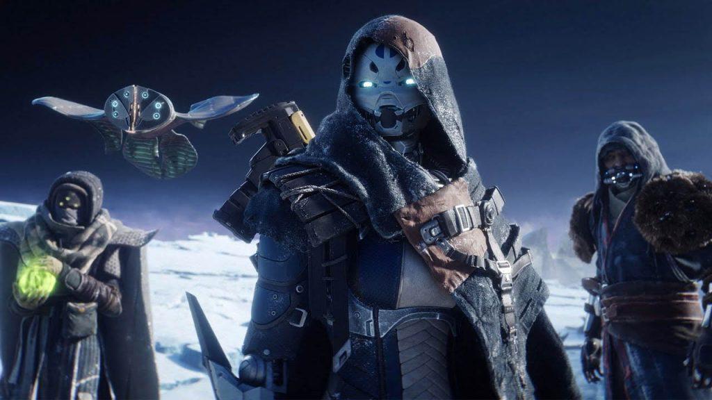 Destiny 2 - grafika
