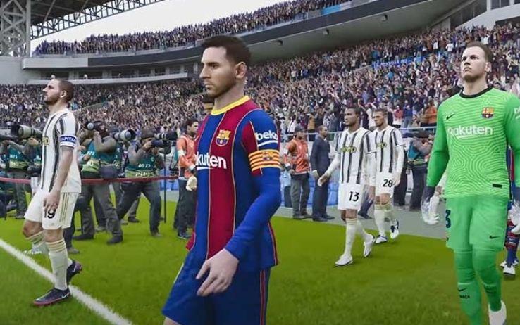 Fifa 22 vs Pes 2022 : le jeu de Konami sera-t-il gratuit ?