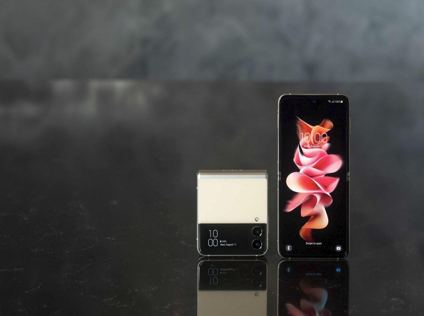 Samsung Galaxy Z Fold 3 & Z Flip3 : la nouvelle génération est arrivée !