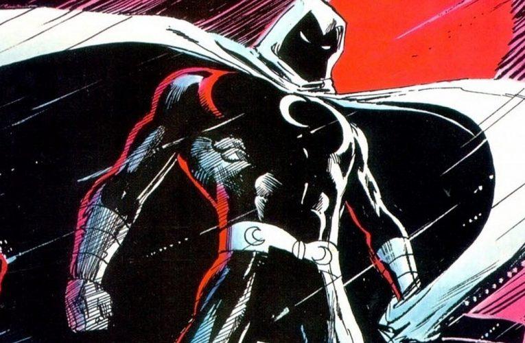 Moon Knight – Costume de l'anti-héros du MCU en croquis !