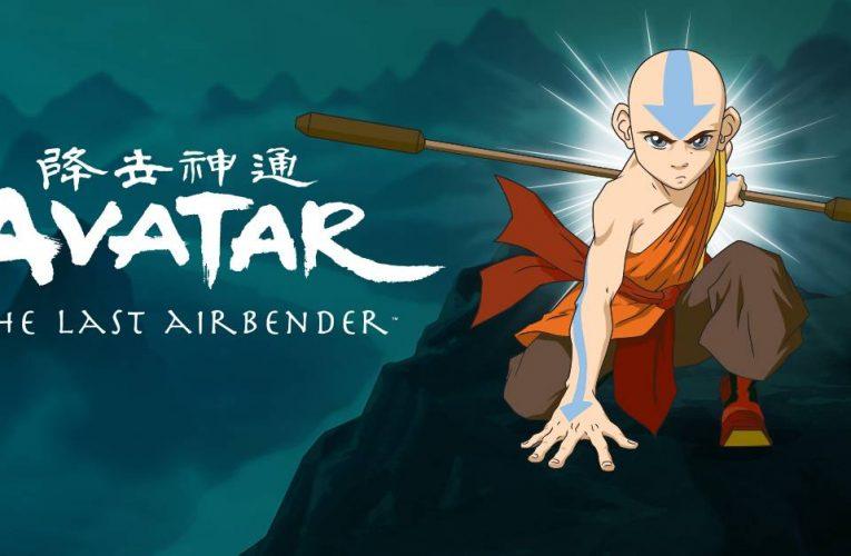 Avatar : Le dernier maître de l'air par Netflix