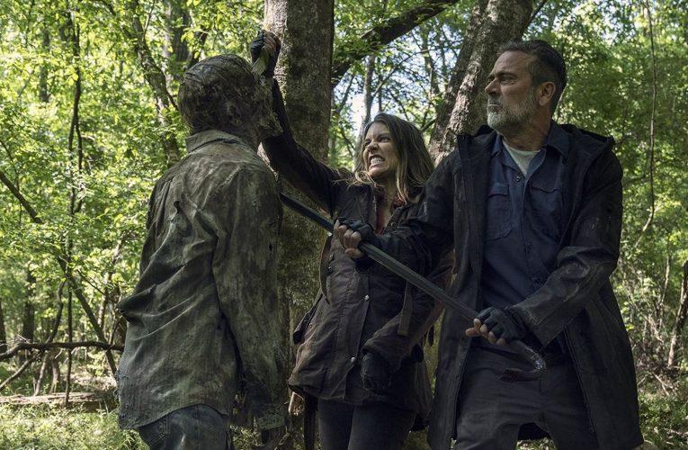 The Walking Dead nouvelles photos de la saison 11 !