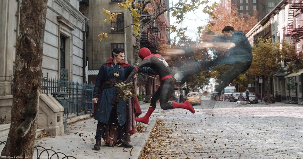 Spider-Man : No Way Home écrase Avengers : Endgame. Enregistrement de la bande-annonce