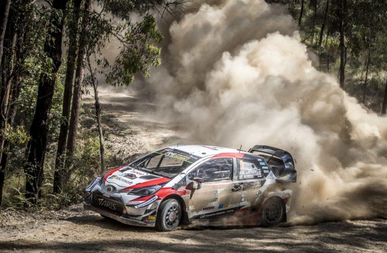 E-sport : Championnat du monde des rallyes de la FIA (WRC)