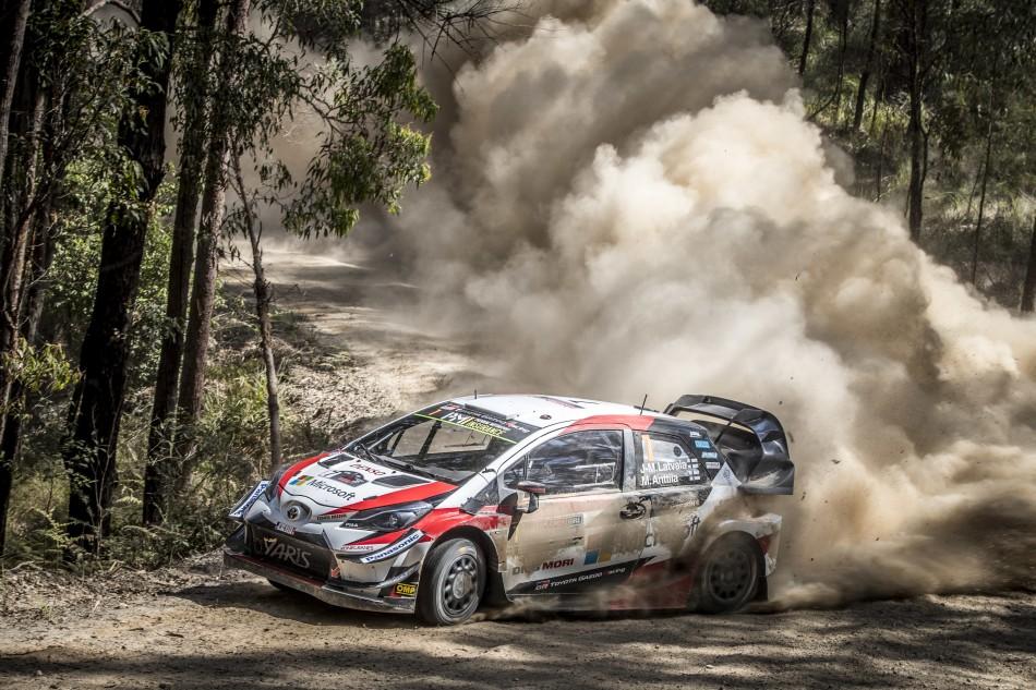 Le Championnat du monde des rallyes de la FIA (WRC) en exclusivité sur COSMOTE TV l'année prochaine !