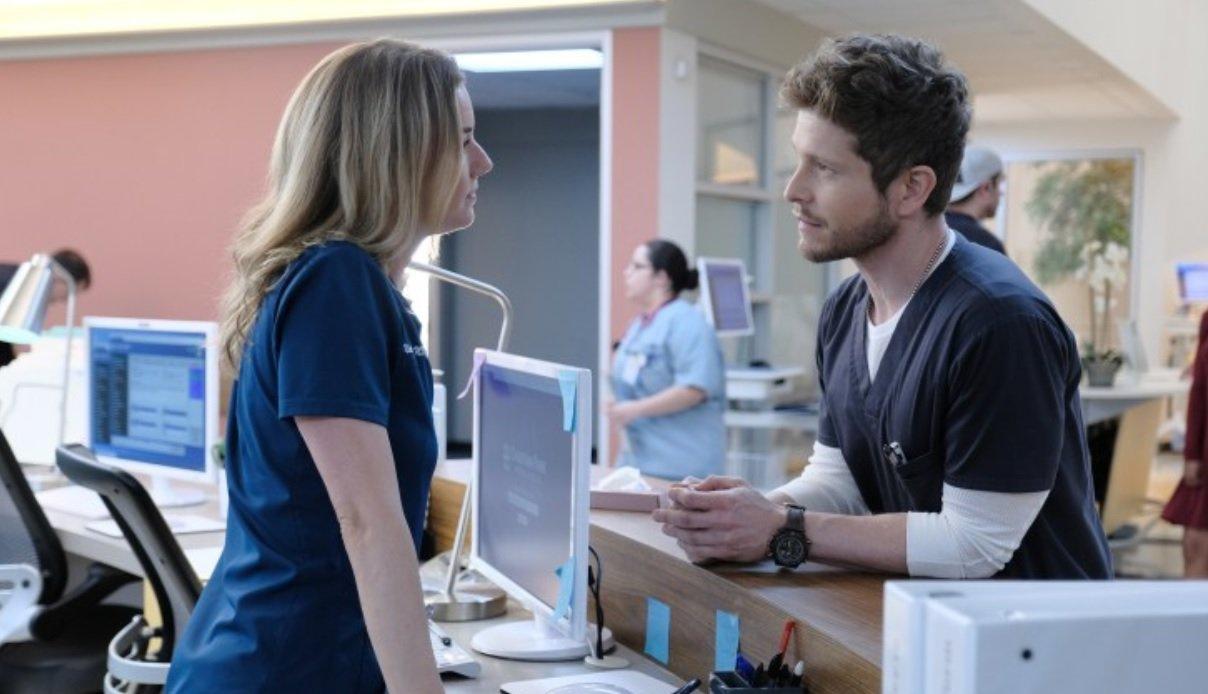 Residents - Emily VanCamp quitte la série après quatre saisons