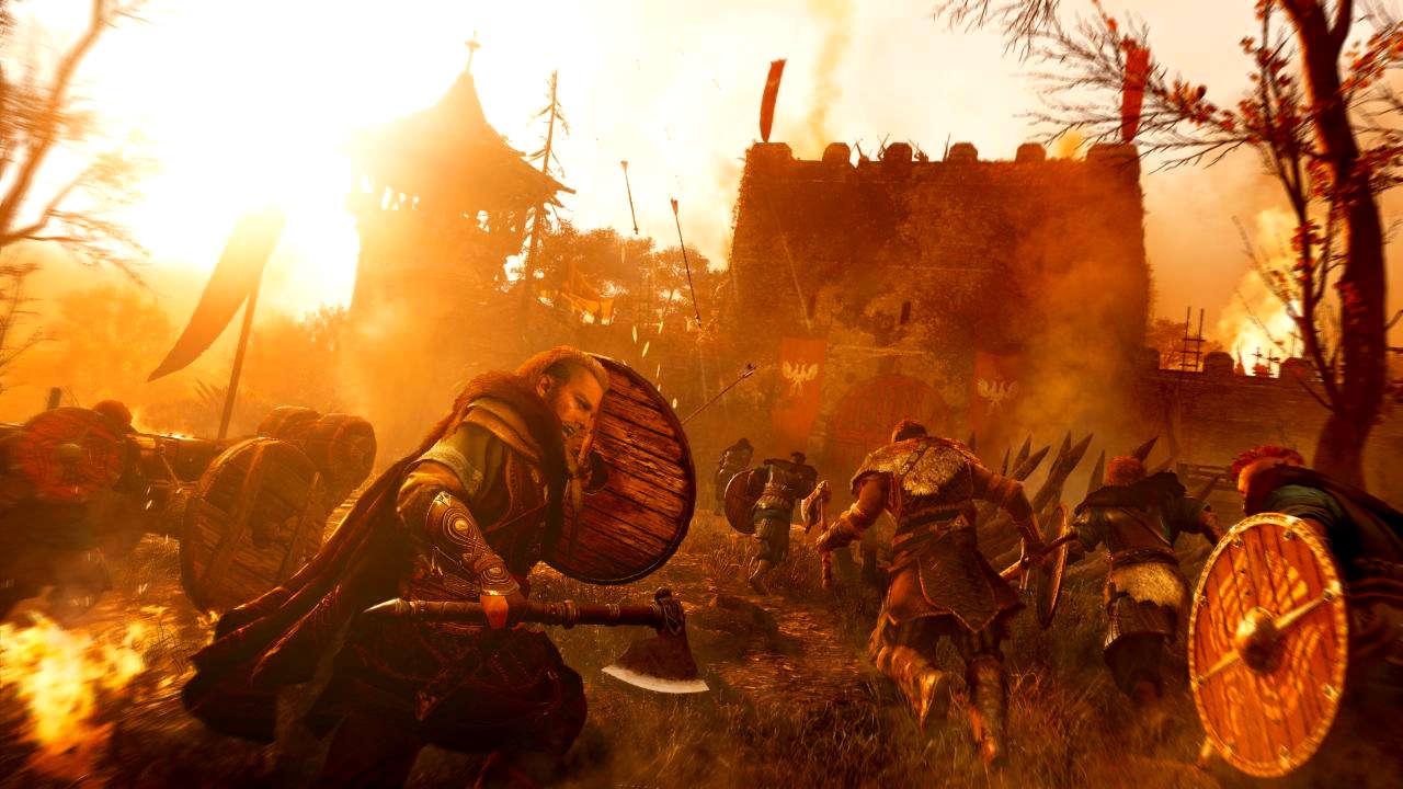 Assassin's Creed Valhalla Siège de Paris : reçoit des avis très mitigés !