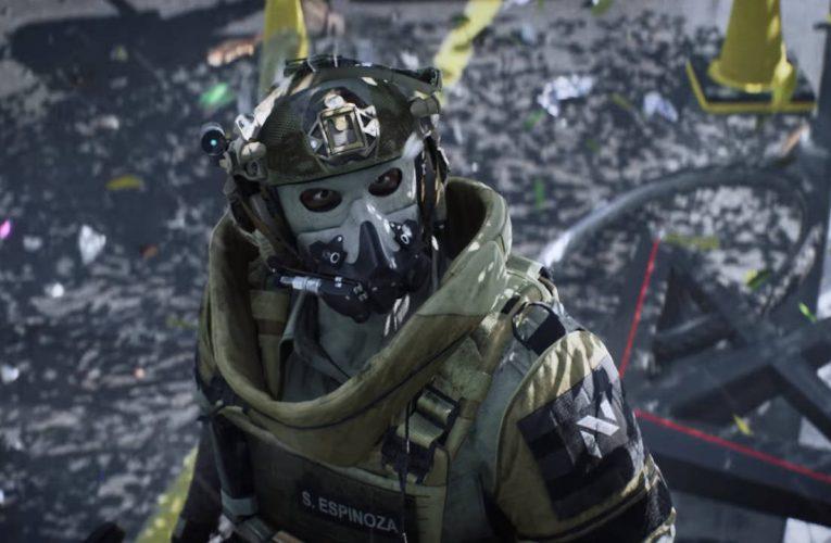 Battlefield 2042 – projection du court-métrage Exodus aujourd'hui !