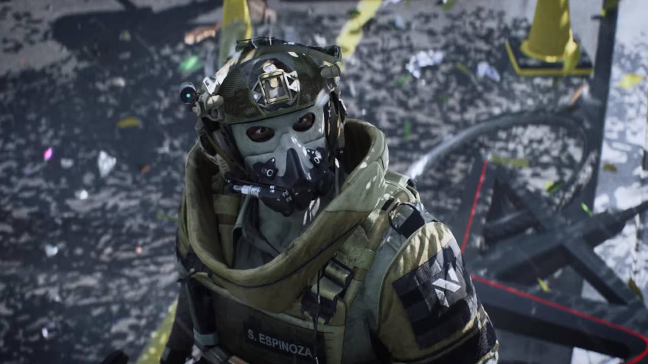 Battlefield 2042 - projection du court-métrage Exodus aujourd'hui !