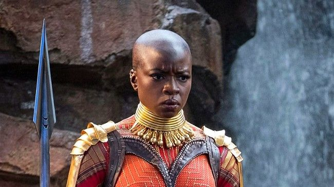 Black Panther 2 - Shuri et Okoye montrent la mode du Wakanda. Nouvelles photos du tournage
