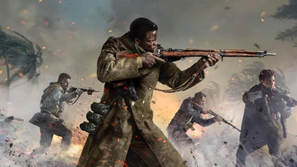 Call of Duty Vanguard - grafika