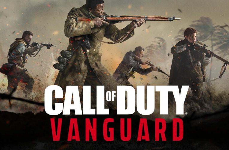 Call of Duty Vanguard date de sortie et des tests !