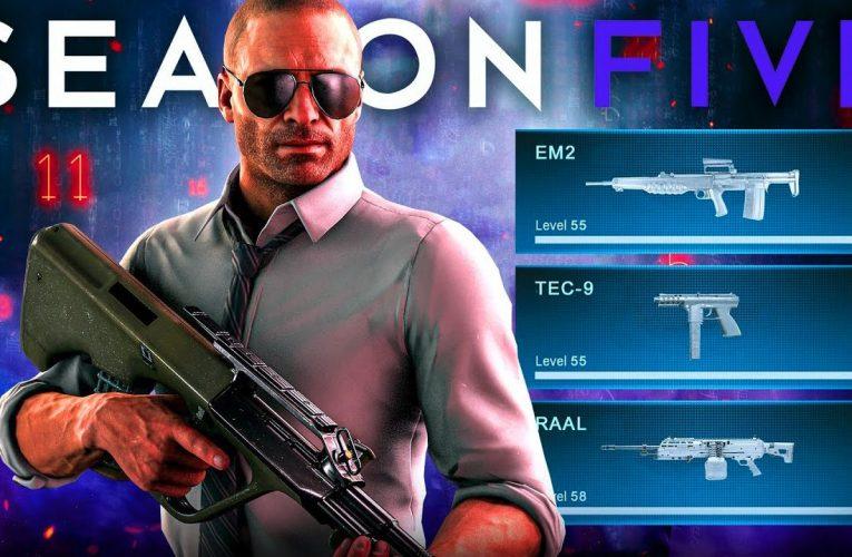 Call of Duty Warzone : date de sortie de la saison 5 révélée !