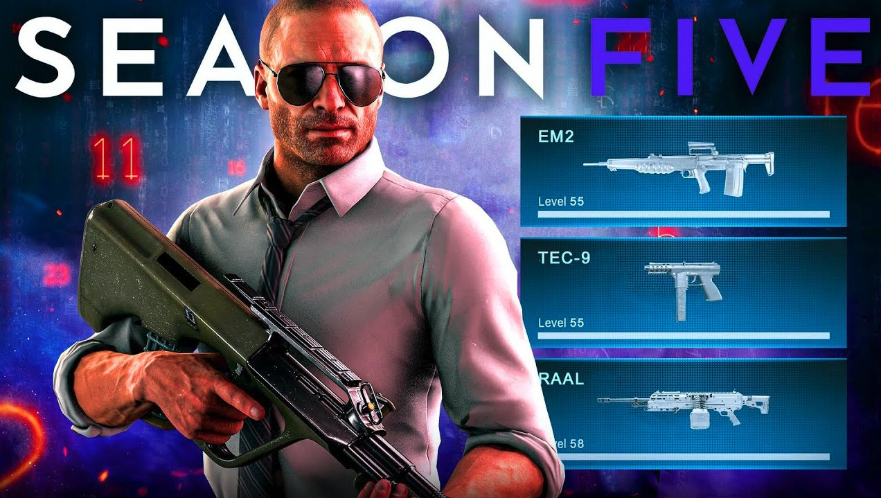 Call of Duty Warzone : date de sortie de la saison 5