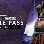 Report de la date de sortie de la saison 5 de Call of Duty Warzone !