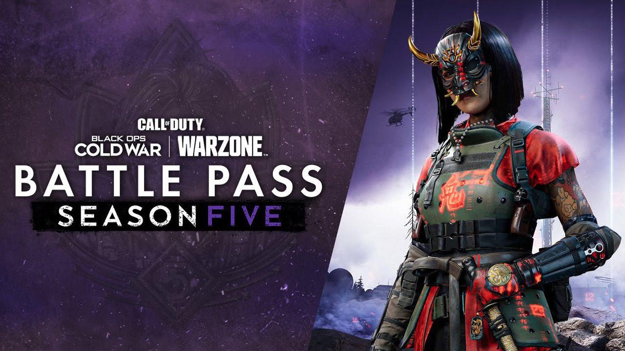 Season Five Battle Pass Trailer