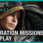 Assassin's Creed Valhalla mise a jour Siege of Paris avec un premier gameplay !